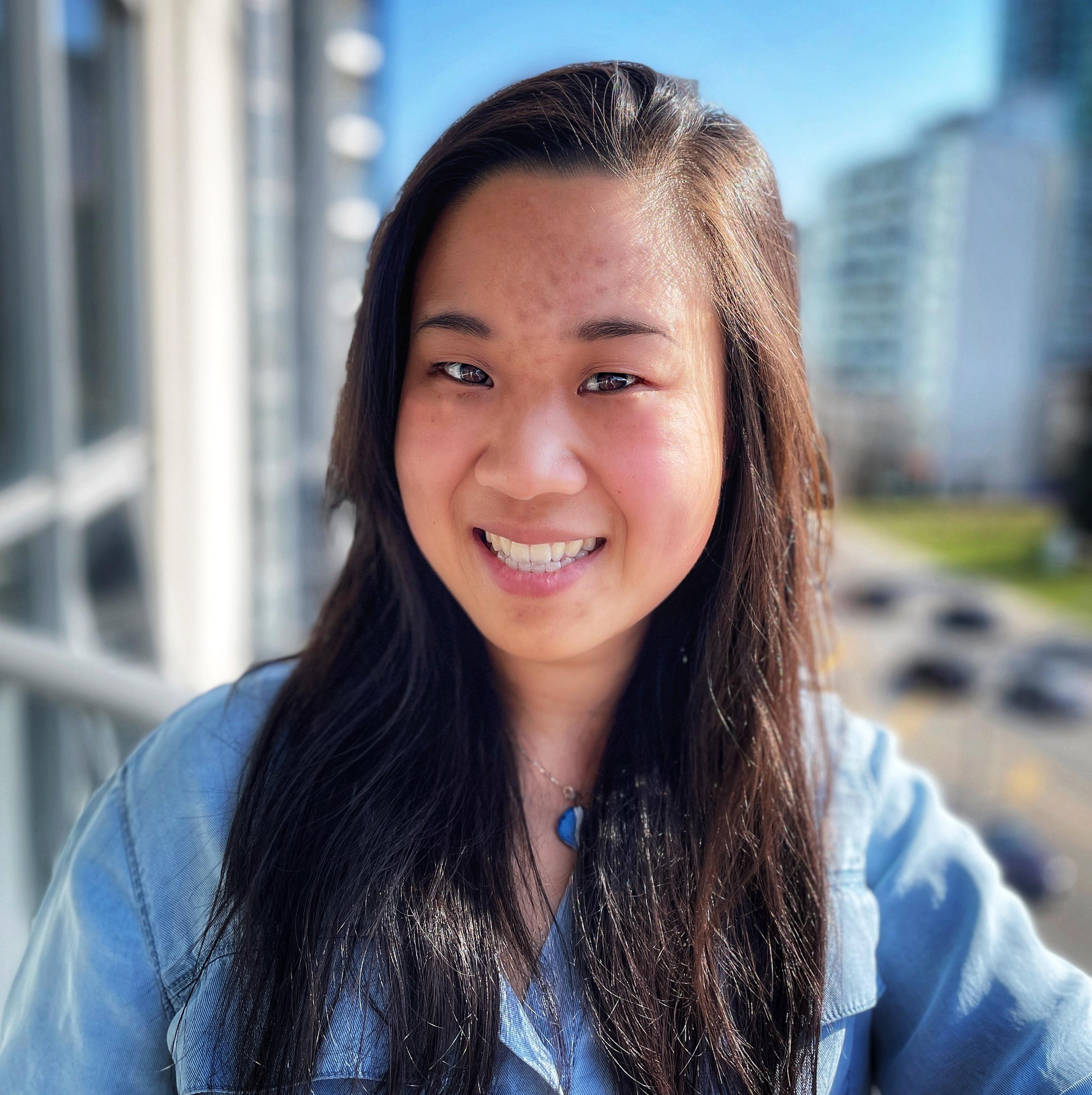 Ashley Ho, Registered Psychotherapist (Qualifying)