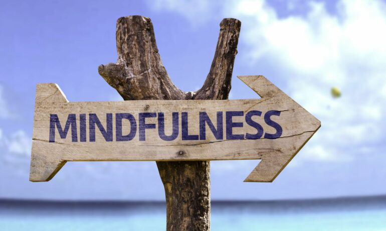 Beyond the buzzword: MINDFULNESS, and how the practice of it can lead to more positive mental health, happiness, and connection.